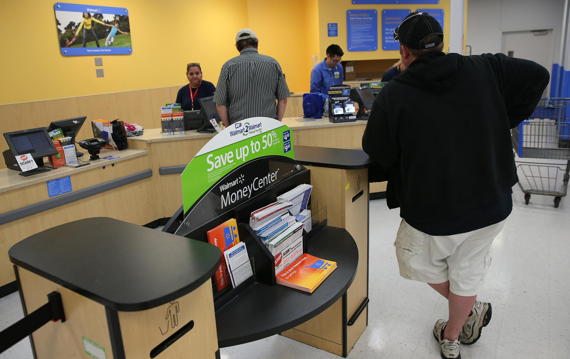 walmart isn t a bank but consumers are choosing its financial walmart s financial services are one of the ways the chain can get customers who might be